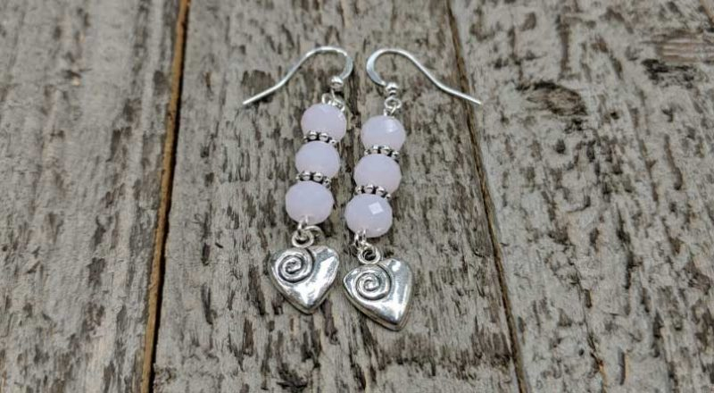 Happy Hour: Valentine's Day Earrings @ Gresham Location | Gresham | Oregon | United States