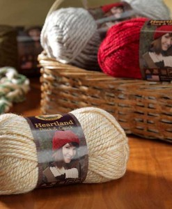 Heartland Thick and Quick Yarn