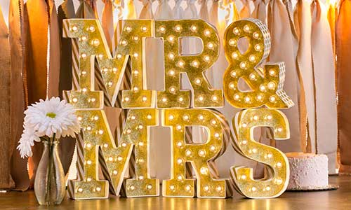 Marquee Letters from Heidi Swapp