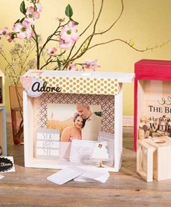 Unfi nished Wood Shadow Boxes