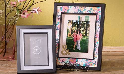 Shadow Boxes with Mat and Filet