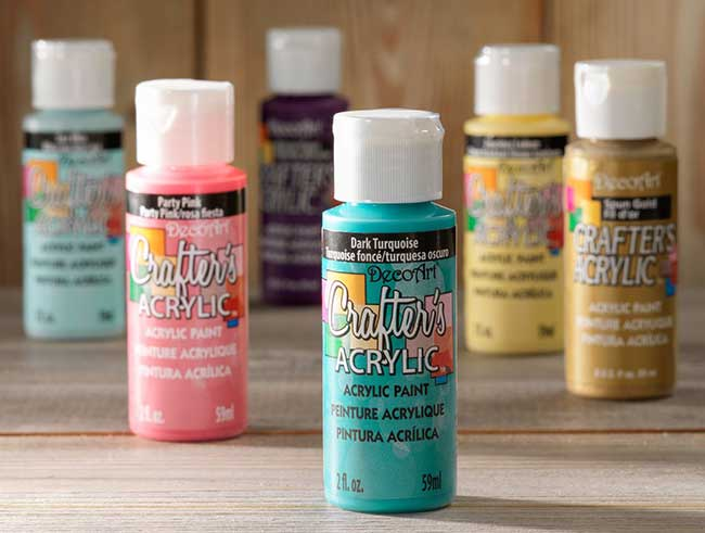 Crafters Acrylic Paint