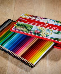 36 Ct Colored Pencil Set