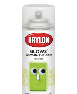 Glowz Green Glow-in-the-Dark Spray Paint