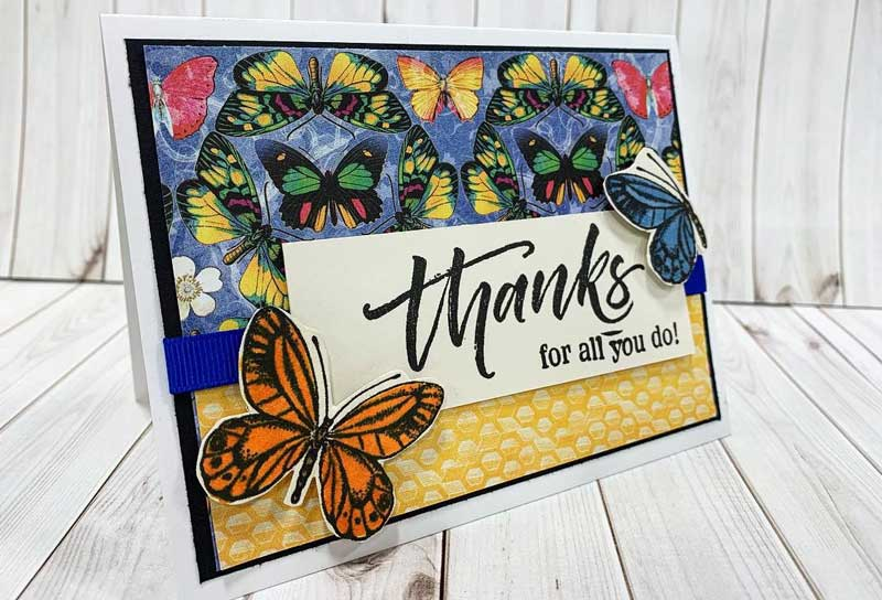 """""""Thanks For All You Do"""" Card"""