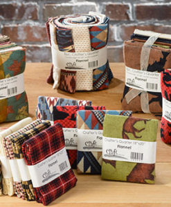 Flannel Fat Quarters for Quilting Projects at Craft Warehouse