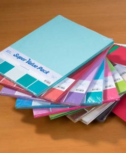 Paper Accents Super Value Cardstock Packs, ADP, PA, Cardstock