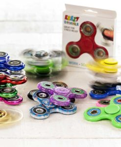 The newest and best Fidget Spinners at Craft Warehouse