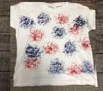 Flag Handprint Shirt