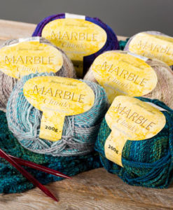 Marble Cunky Yarn at Craft Warehouse