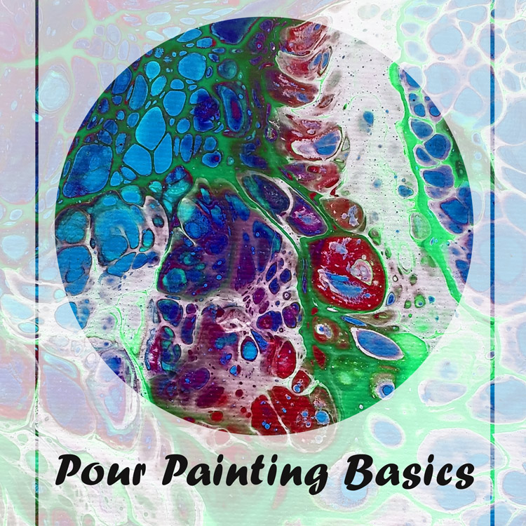 How To Create Pour Paintings