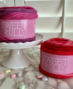 Sweet Roll Yarns at Craft Warehouse